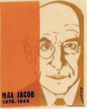 Yt1881 MAX JACOB   FRANCE  FDC Enveloppe Lettre Premier jour