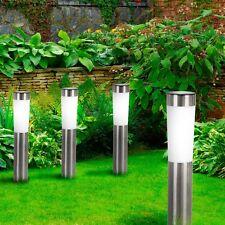 solar-gartenbeleuchtung aus edelstahl | ebay, Best garten ideen