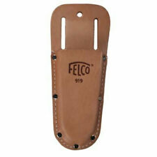 Felco 919 - Genuine Leather Holster For All Pruning Shears
