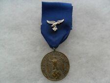 Original German WW2 Third Reich Luftwaffe 4 year service medal
