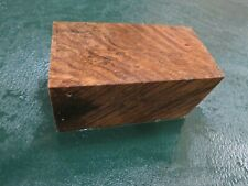 SPALTED  OAK  DELUXE KNIFE BLOCK/SCALES/ CALLS/ PEN BLANKS--O--5