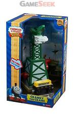 THOMAS AND FRIENDS WOODEN RAILWAY CRANKY THE CRANE - TOYS BRAND NEW