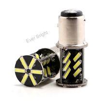 10Pcs S25 P21W 1157 BAY15D 30 SMD 7014 LED Auto Car Signal Reverse Led Lights