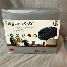 PlugLink By Asoka 9650 Ethernet Adapter PL9650 ETH With Cable