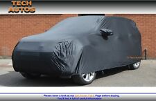 Porsche Cayenne Coche Cubierta Interior Prima negro satinado acabado Luxor