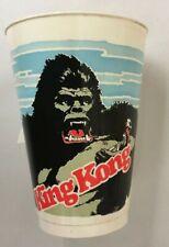 Vintage 1976 7 Eleven King Kong Premium Slurpee Cup