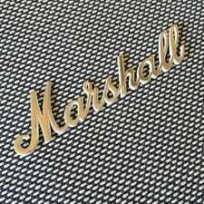 MARSHALL SCRIPT LOGO, 1966  JTM , JMP PLEXI CORRECT SPACING , RARE