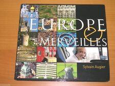 EUROPE ET MERVEILLES Sylvain Augier 2005 NEW French HC