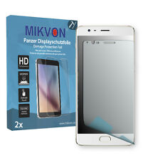 2x Mikvon Armor Screen Protector for OnePlus 3T Retail Package with accessories