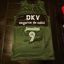 Ricky Rubio Spain Dkv Jersey Size Medium