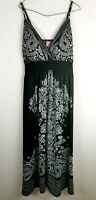 Ladies SHE'S COOL Summer Strappy Beach Maxi Dress Size 3XL