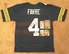 Green Bay Packers BRETT FAVRE Auto/Signed and Insc. Home Green Jersey ***SALE***