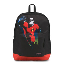 NEW WITH TAGS JANSPORT INCREDIBLES HIGH STAKES BACKPACK LIMITED EDITION