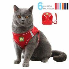 Harness Pet Cat Vest Dog Reflective For Walking Lead Leash Cat Chest Strap 1pc