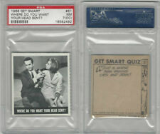 1966 Topps, Get Smart, #51 Where Do You Want Your, PSA 7 OC NM
