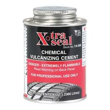 XTRA SEAL 14-008 Tire Repair Cement,Flammable,8 Oz.