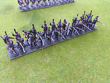 Painted Plastic Russian Military Personnel Toy Soldiers