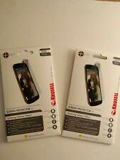 Screen Protector Schutzfolie 2 Stck  für Samsung -Galaxy Nexus 10 P8 110 Neu