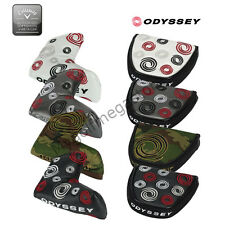 Odyssey Putter Headcovers 4 types of Funky Head Covers For blade or Mallet New.