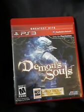 Demon's Souls (Sony PlayStation 3, 2009) Greatest Hits With Original Soundtrack