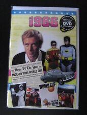 24036 1966 DVD CARD DVDCARD BIRTHDAY GREETING HISTORY