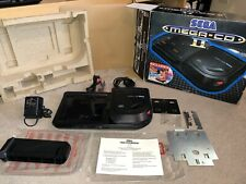 Sega Mega CD II Console Boxed, Incl. Road Avenger - Hardly Used