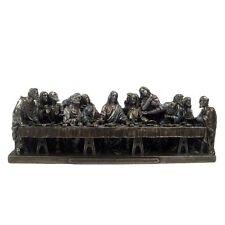 The Last Supper  Bronze Figurine / Religion / Christianity / Nemesis Now