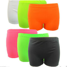 Polyester Machine Washable Mid-Rise Shorts for Women