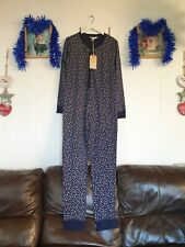 Ladies Fatface Snowflake All In One Size Large