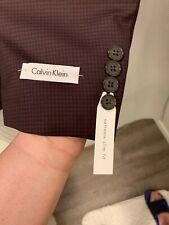 Calvin Klein Slim Fit Blazer. 44 Long. Very Sharp Blazer In Person.