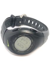 Nike Unisex Digital Watch Stainless Steel And Rubber - WORKING