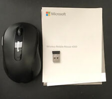 Microsoft Mobile 4000 Wireless BlueTrack Mouse
