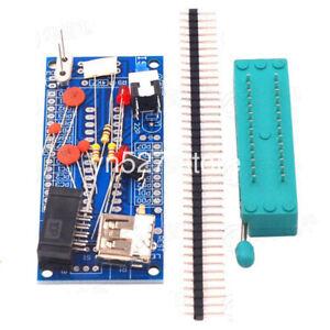 1PCS ATMEGA8 ATMEGA48 ATMEGA88 Development Board AVR DIY Kit
