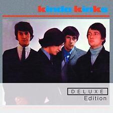The Kinks - Kinda Kinks Deluxe Edition (NEW 2CD)