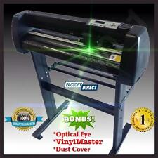 Vinyl Cutter Plotter Laser Optical Eye Craft Sign Maker Contour Cutting Pro Kasa