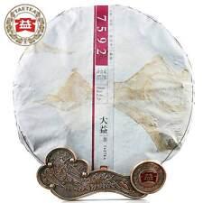 100% Authentic 2014 yr TAETEA Pu'er 7592 Shu Puerh Cake Ripe Puer Tea 357 g