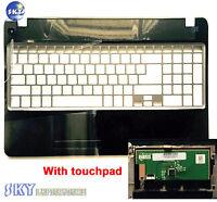 NEW NV52L NV52L06U UPPER CASE Palmrest AP0NN000402 Black board W touchpad board