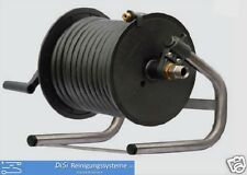 HDS Hochdruckreiniger Schlauchaufroller mit Schlauch u Anschluss Kärcher Kränzle