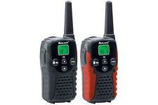 Midland G5C PMR Radio Walkie Talkie Rechargeable Twin Pack +Chargers +Batteries