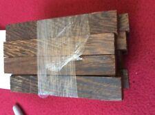 Panga/panga Hardwood Blank Rare Timber  X20 180mm Long