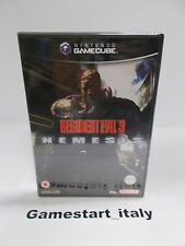 RESIDENT EVIL 3 NEMESIS - NINTENDO GAME CUBE GC - NUOVO SIGILLATO NEW SEALED PAL