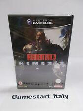 Diavolo Residente 3 Nemesi Fabbrica - Nintendo Gamecube GC Wii PAL