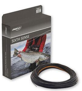 Airflo Sixth Sense Sinking Weight Forward Fly Fishing Line Sink Di8 Colour Black