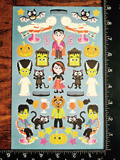HALLOWEEN STICKERS - BY DARICE - ONE SHEET OF BEAUTIFUL STICKERS - #GDL798