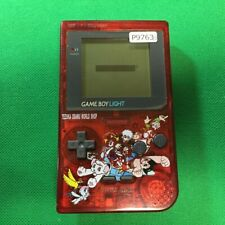 P9763 Nintendo Gameboy Light console ASTRO BOY limited GB Japan GBL * Express x