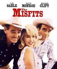 The Misfits Blu-ray 1961 Clark Gable Marilyn Monroe