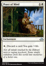 MTG PEACE OF MIND FOIL EXC - PACE DELLA MENTE - EMN - MAGIC
