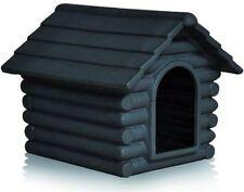 Casa / Casetta per cani antiurto rifugio mini scuro cm. 44 x 54 x 42Hs