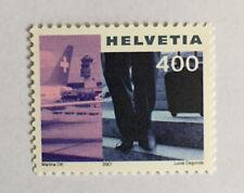 2 timbres suisses YT CH1676/1677, Zum:CH 1020/1021 neufs** Tourisme