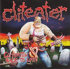 CLITEATER -CD- Cliteaten Back To Life